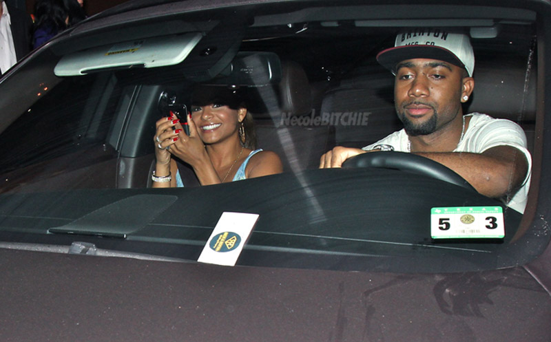 Christina Milian has been spotted a lot with another label owner Jas ...