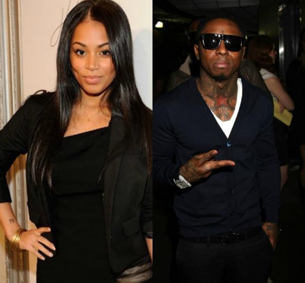 Lil Wayne Lauren London Baby Daddy