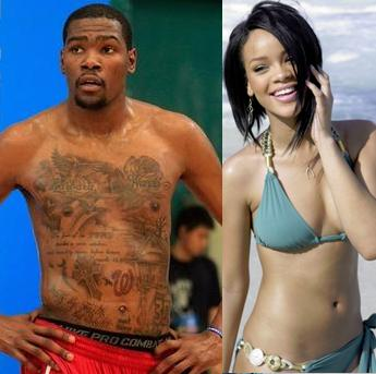 kevin durant dating rihanna
