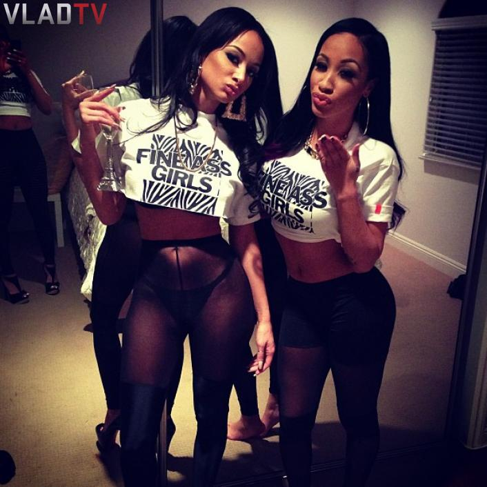 Vote Draya S Birthday Outfit No Pants Sexy Or Doing