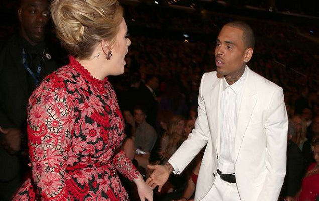 chris-brown-and-adele-grammys