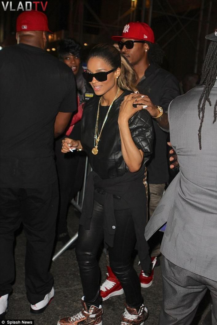 Are Trina And French Montana Dating - RumorFix - The Anti Tabloid
