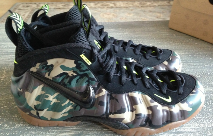 """designer fashion 3f039 4c949 SHEESH   NIKE Air Foamposite """"Army Camo"""" Out In June! (PICS)   Lady ..."""