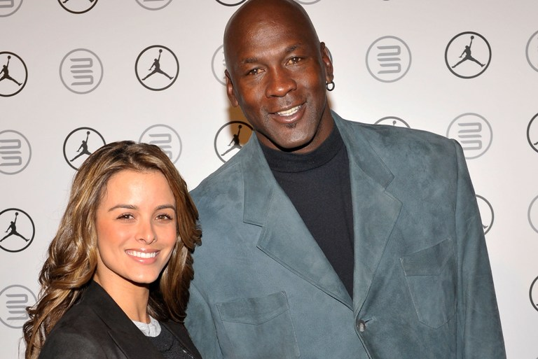 michael jordan and wife