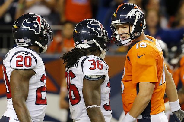 Peyton Manning, D.J. Swearinger