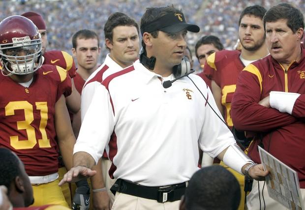 Sarkisian becomes head coach at USC