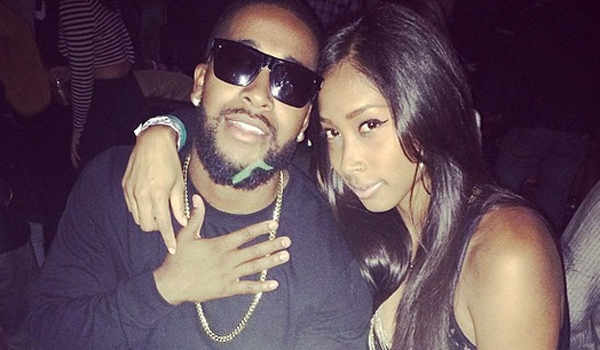 Omarion Dumps His Baby Mother After She Rejects Paternity ...  Omarion Dumps H...