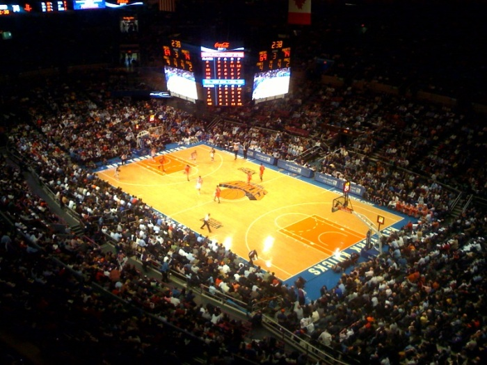 madison square garden employees caught scalping nyk nyr tickets