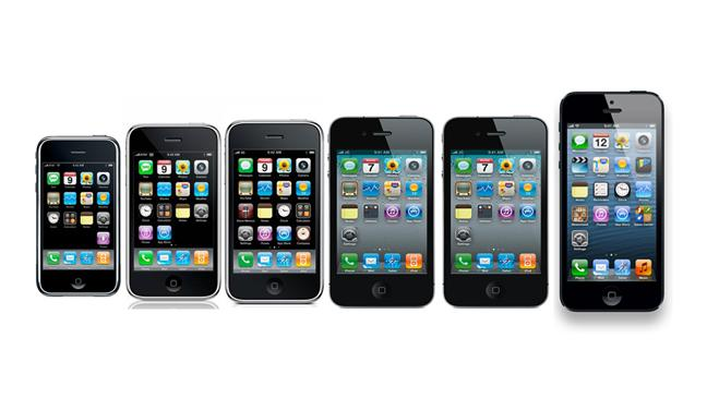 iphone 1 6. Nine Years Later, A Billion IPhones Sold Iphone 1 6 N
