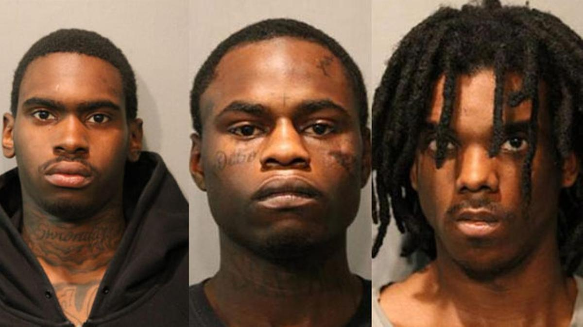 Three Chicago Men Charged For The Murder Caught On Facebook Live That Killed A 2-Year Old