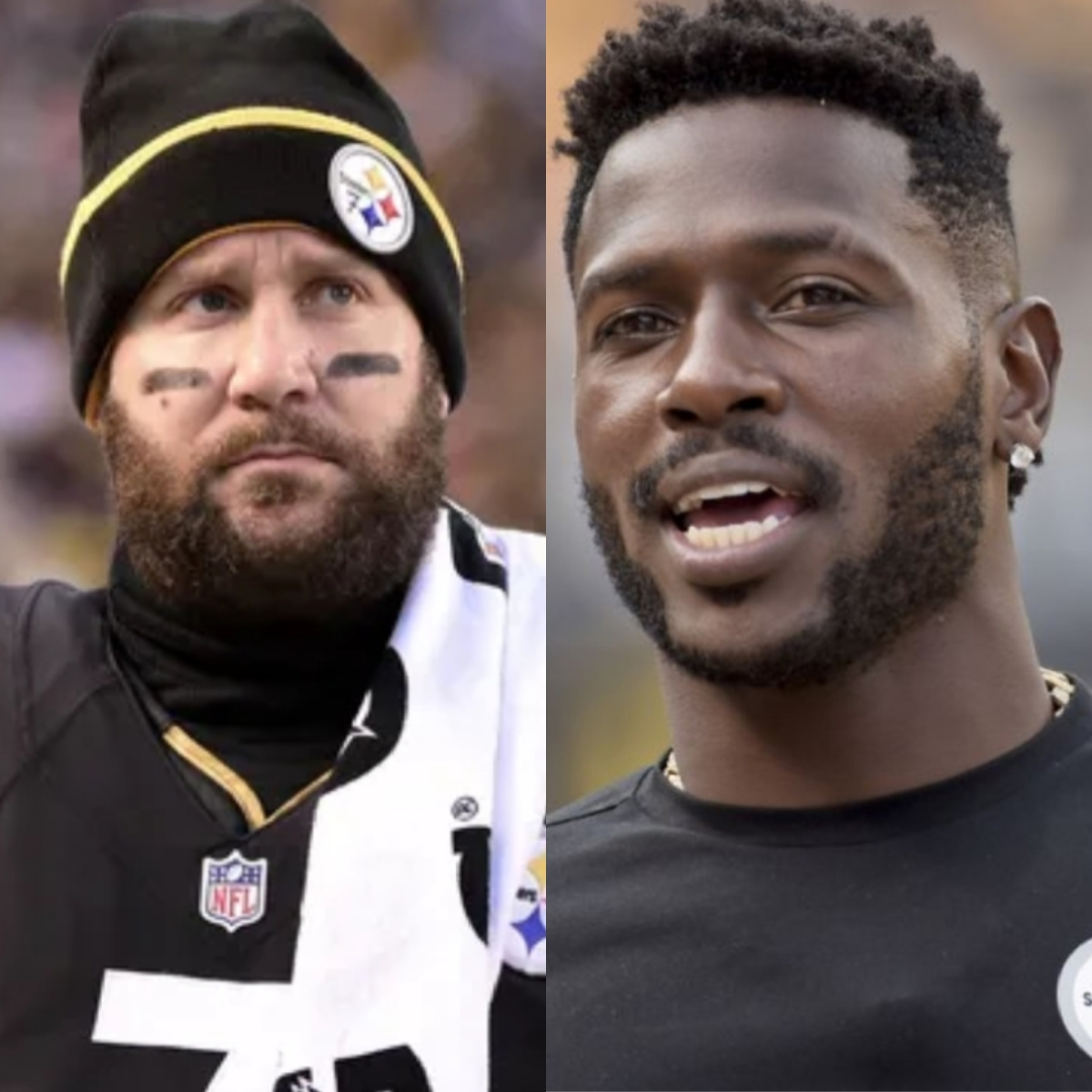 Antonio Browns Likes Comment on Big Ben Being a Rapist & Settling the Cases (Photo)